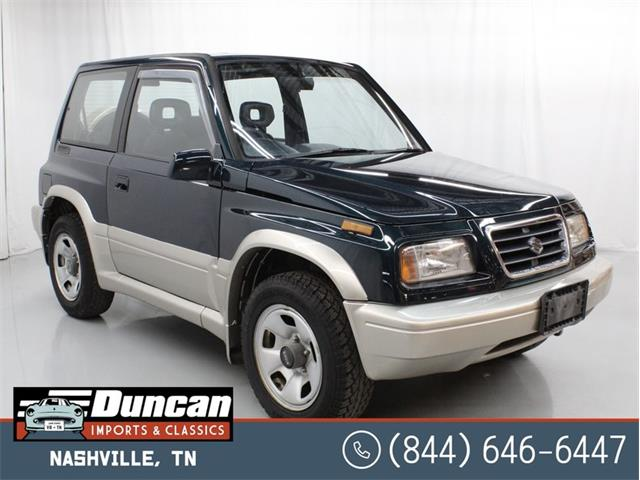 1995 Suzuki Escudo (CC-1417475) for sale in Christiansburg, Virginia