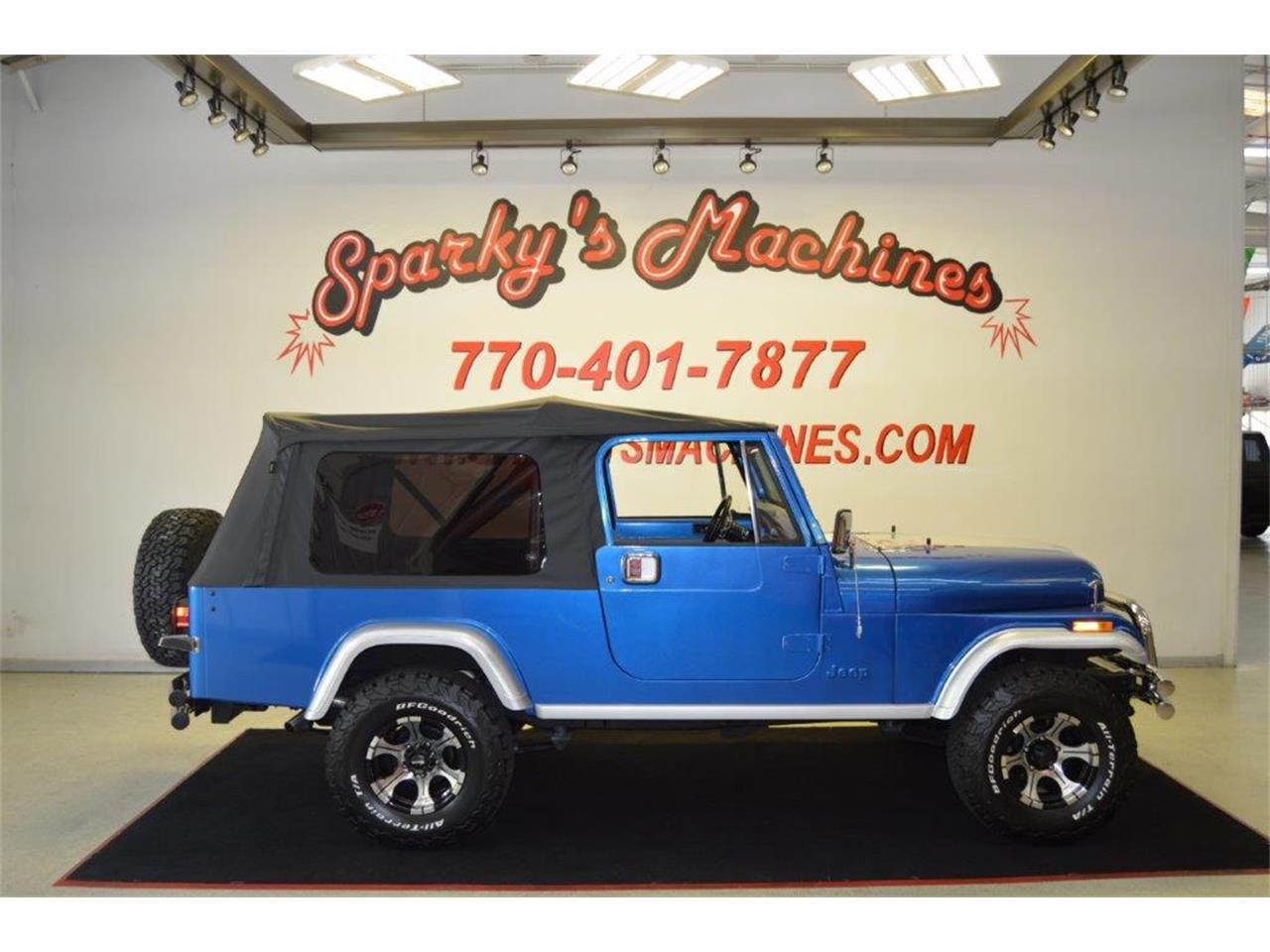1983 Jeep CJ8 Scrambler (CC-1410748) for sale in Loganville, Georgia