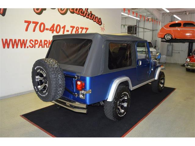 1983 Jeep CJ8 Scrambler (CC-1410748) for sale in Loganville, Georgia