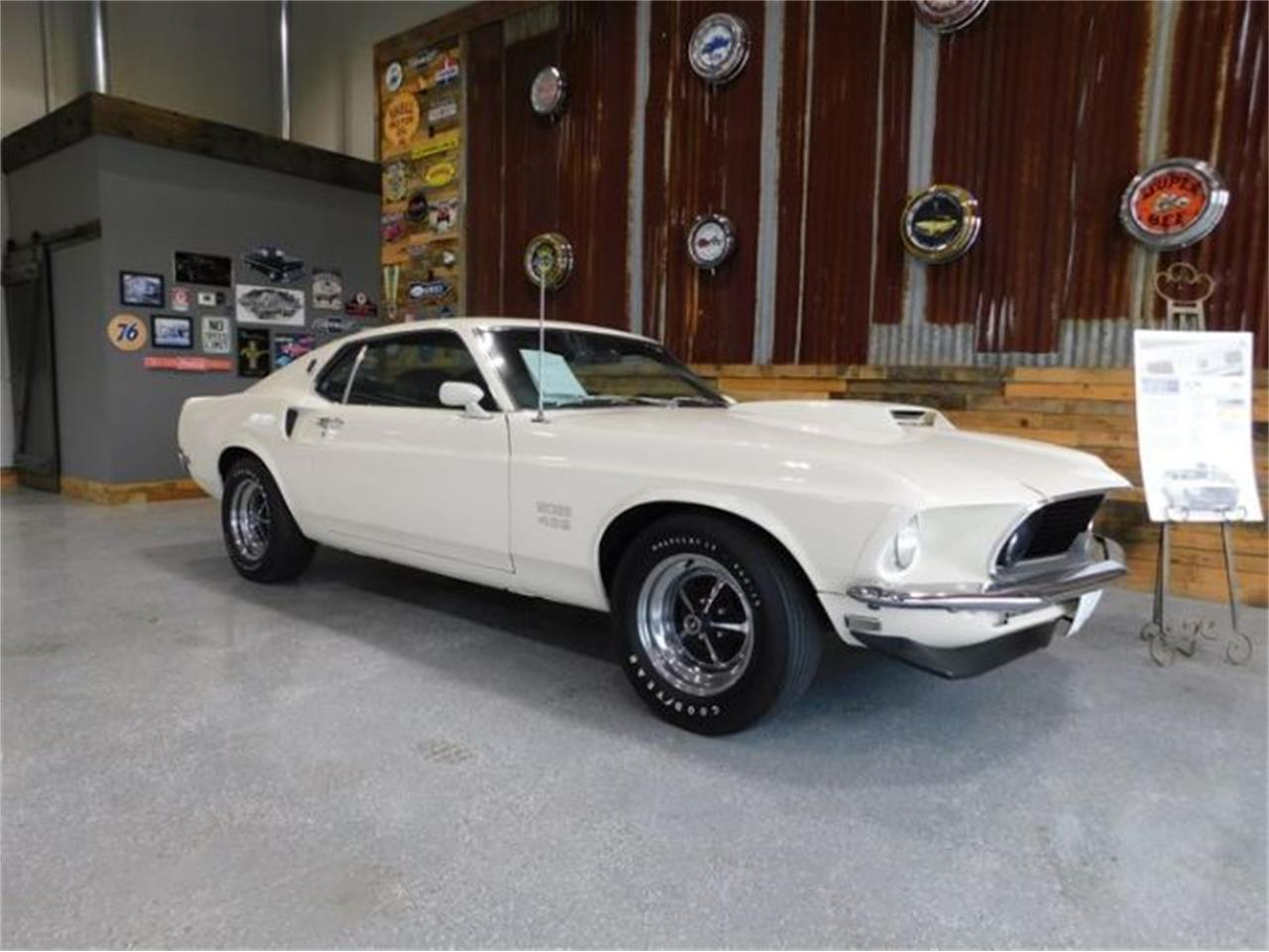 1969 Ford Mustang (CC-1417488) for sale in Cadillac, Michigan