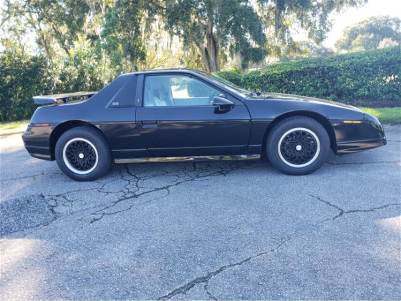 1985 Pontiac Fiero (CC-1417489) for sale in Cadillac, Michigan