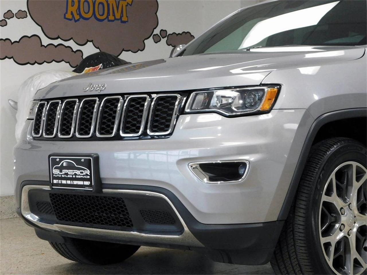 2019 Jeep Grand Cherokee (CC-1417493) for sale in Hamburg, New York
