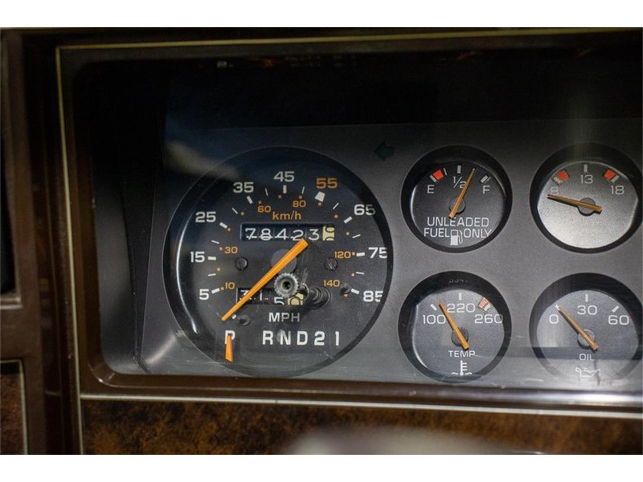 1985 Chevrolet El Camino (CC-1410075) for sale in Kentwood, Michigan