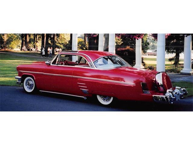 1954 Mercury 2-Dr Hardtop (CC-1410750) for sale in Leavenworth, Washington