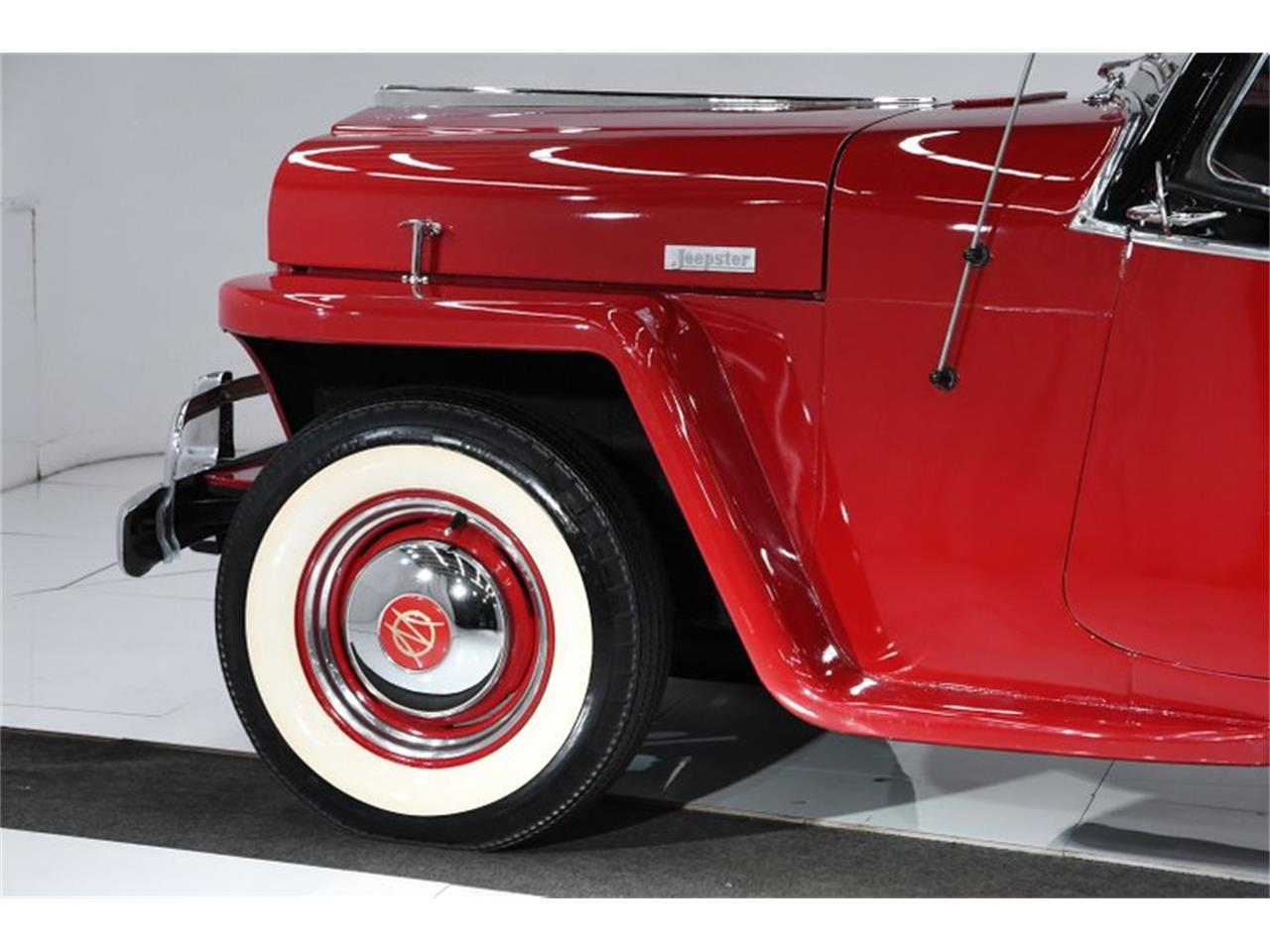 1948 Willys Jeepster (CC-1417518) for sale in Volo, Illinois