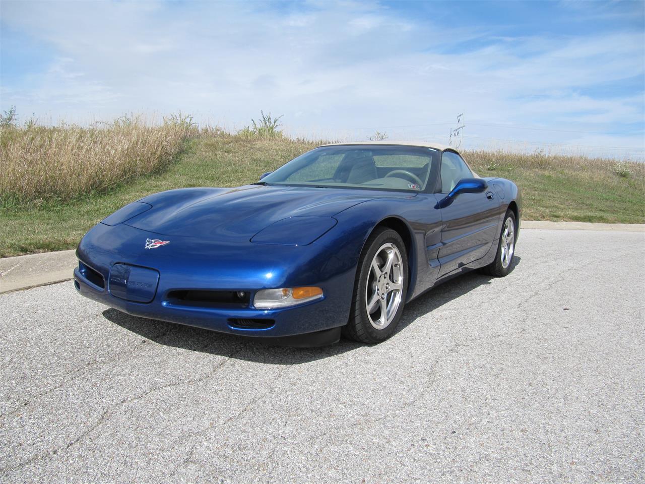 2004 Chevrolet Corvette (CC-1410752) for sale in Omaha, Nebraska