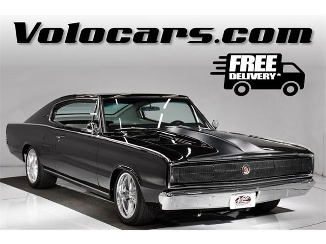 1966 Dodge Charger (CC-1417522) for sale in Volo, Illinois