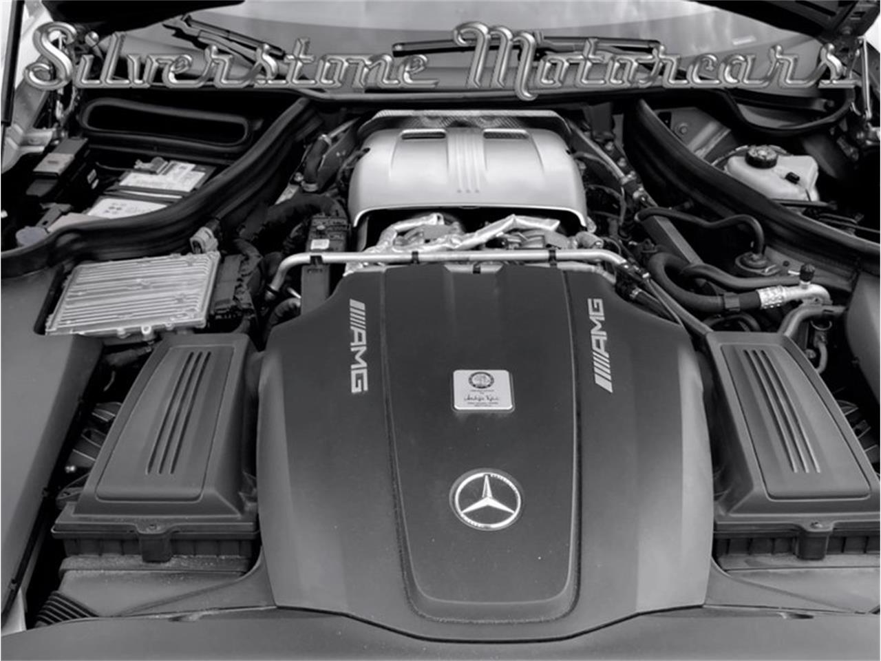 2017 Mercedes-Benz AMG (CC-1417527) for sale in North Andover, Massachusetts