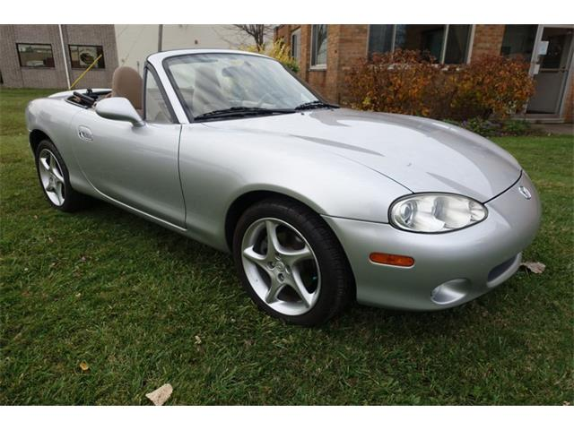 2001 Mazda Miata (CC-1417539) for sale in Troy, Michigan