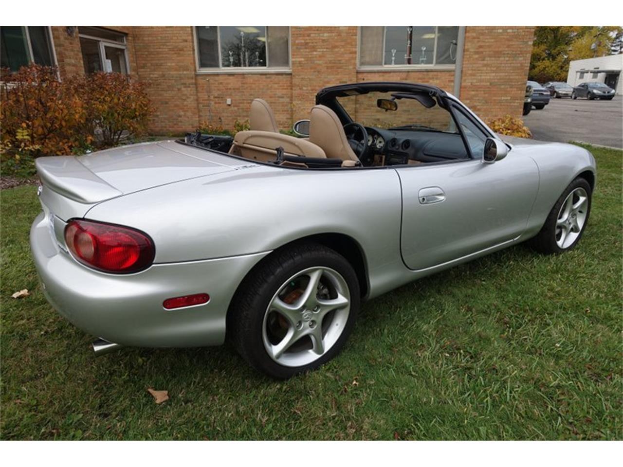 2001 Mazda Miata (CC-1417539) for sale in Troy, Michigan