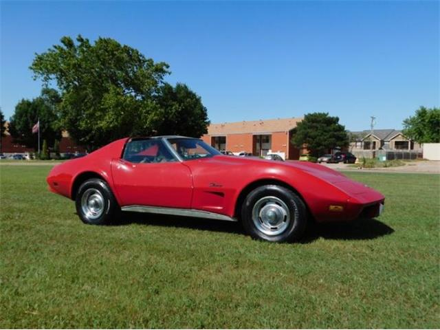 1976 Chevrolet Corvette (CC-1417544) for sale in Cadillac, Michigan