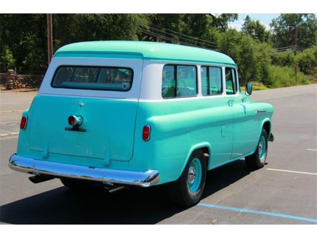 1956 Chevrolet Suburban (CC-1417545) for sale in Cadillac, Michigan