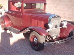 1931 Plymouth Coupe (CC-1417547) for sale in Cadillac, Michigan