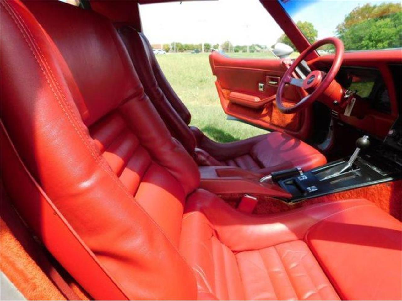 1979 Chevrolet Corvette (CC-1417552) for sale in Cadillac, Michigan