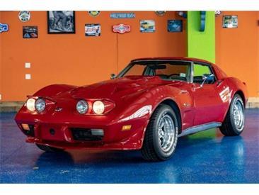 1975 Chevrolet Corvette (CC-1417553) for sale in Cadillac, Michigan