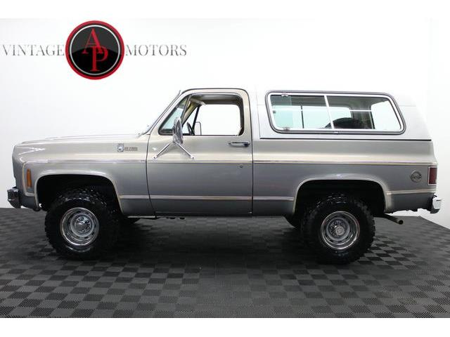 1977 Chevrolet Blazer (CC-1417554) for sale in Statesville, North Carolina