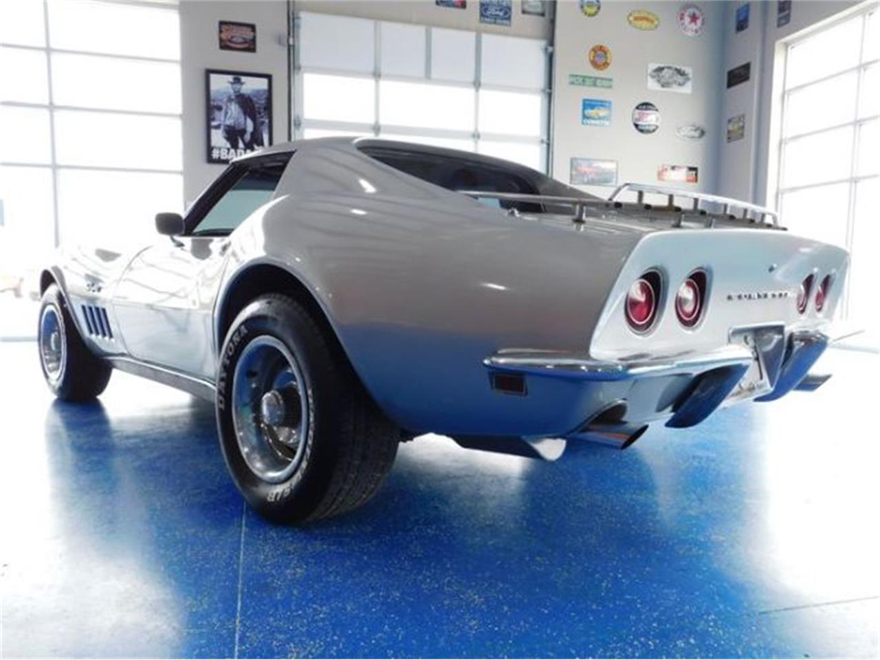 1969 Chevrolet Corvette (CC-1417557) for sale in Cadillac, Michigan