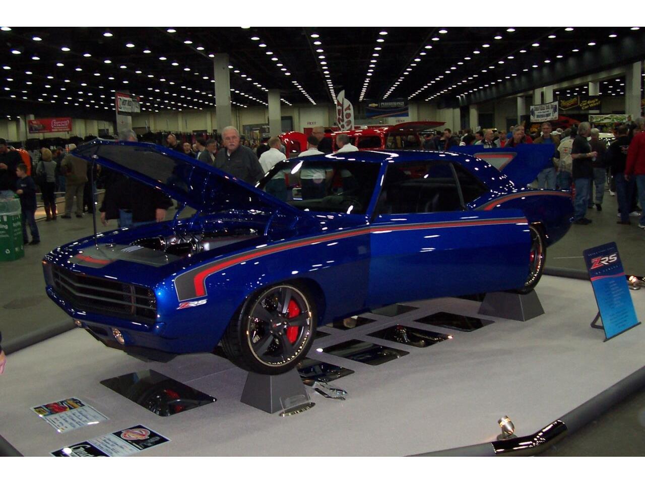 1969 Chevrolet Camaro (CC-1417560) for sale in Addison, Illinois