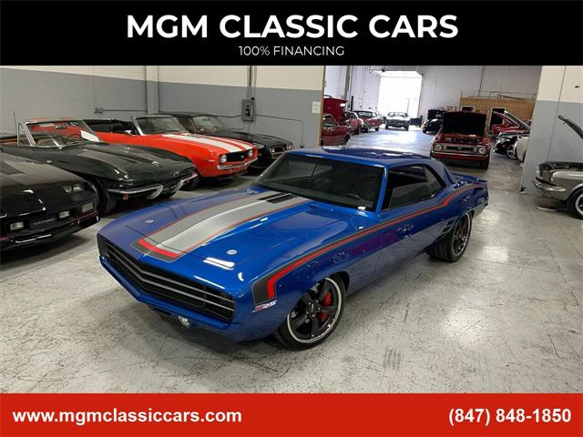 1969 Chevrolet Camaro (CC-1417560) for sale in Addison, Illinois