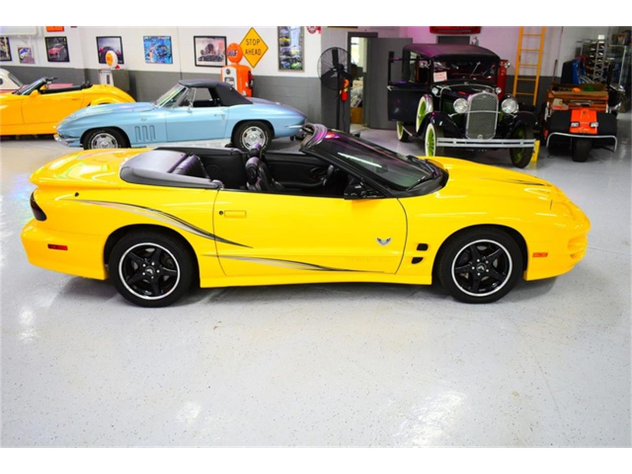 2002 Pontiac Firebird (CC-1417567) for sale in Wayne, Michigan