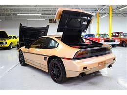 1987 Pontiac Fiero (CC-1417569) for sale in Wayne, Michigan