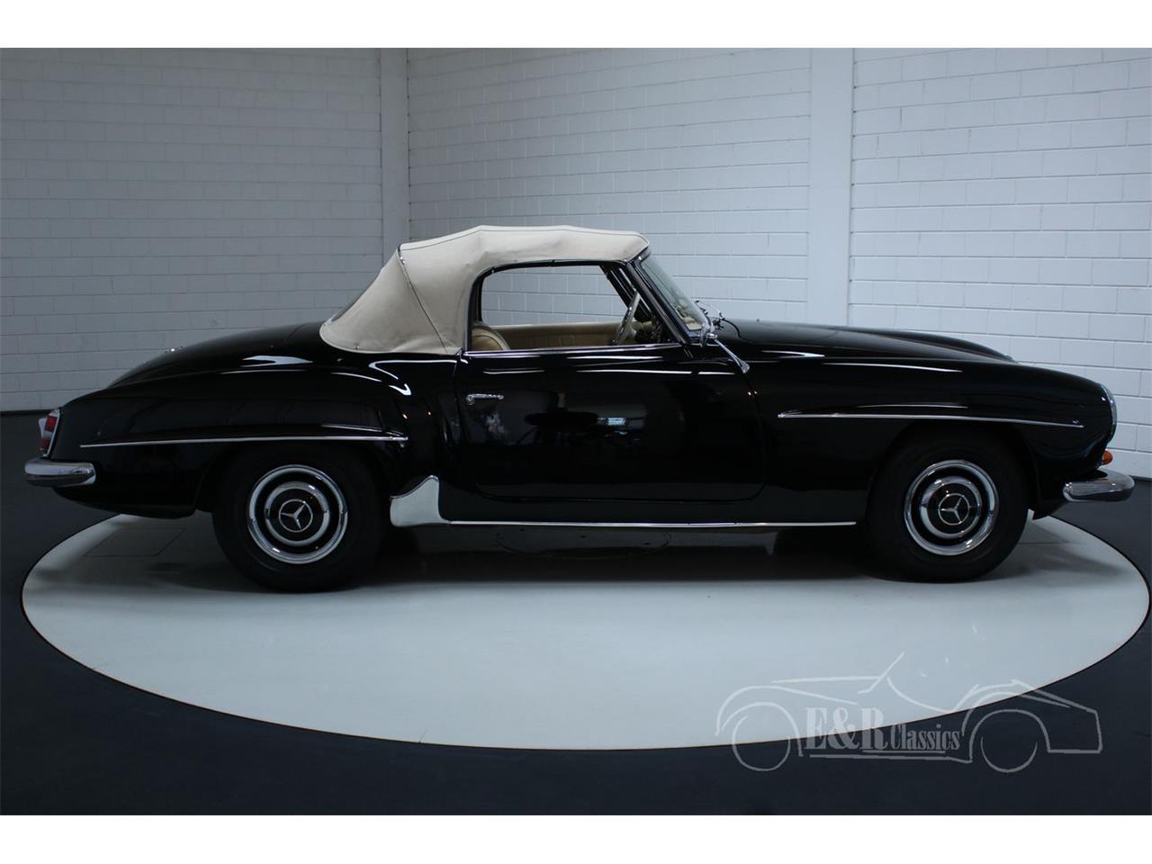 1962 Mercedes-Benz 190SL (CC-1417579) for sale in Waalwijk, Noord-Brabant