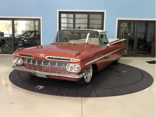 1959 Chevrolet El Camino (CC-1417581) for sale in Palmetto, Florida