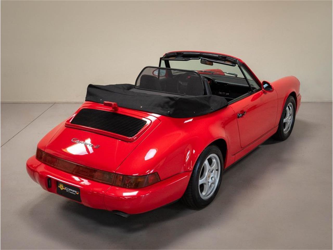1992 Porsche 964 (CC-1417587) for sale in Fallbrook, California