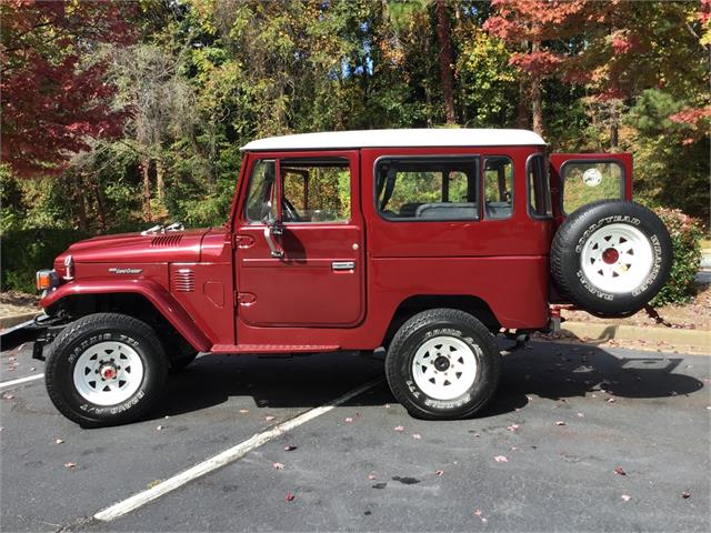 1980 Toyota Land Cruiser BJ40 (CC-1417596) for sale in Atlanta, Georgia