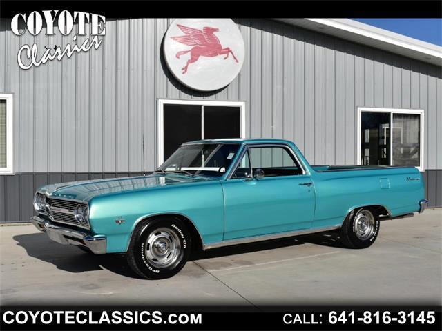 1965 Chevrolet El Camino (CC-1417599) for sale in Greene, Iowa