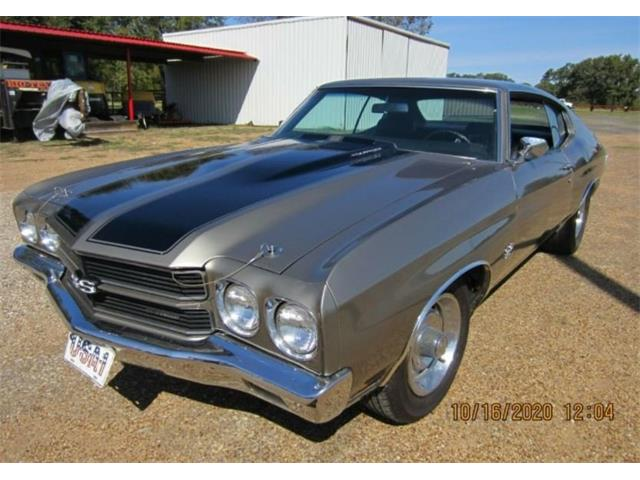 1970 Chevrolet Chevelle (CC-1417615) for sale in Carrollton, Texas