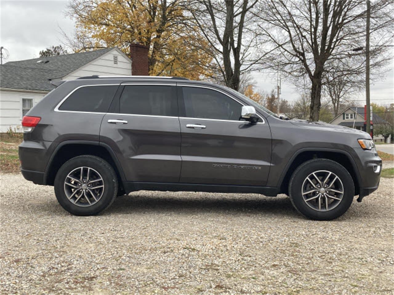 2017 Jeep Grand Cherokee (CC-1417617) for sale in Marysville, Ohio