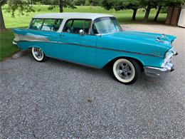 1957 Chevrolet Bel Air Nomad (CC-1417623) for sale in Clarksburg, Maryland