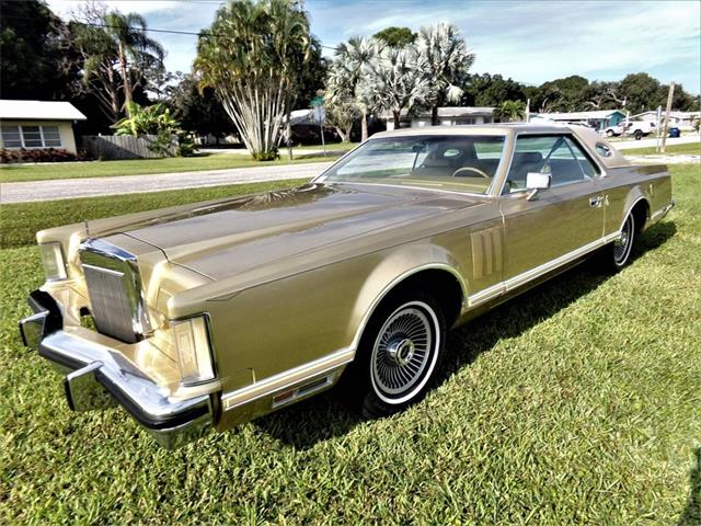 1977 Lincoln Continental (CC-1417625) for sale in Palmetto, Florida