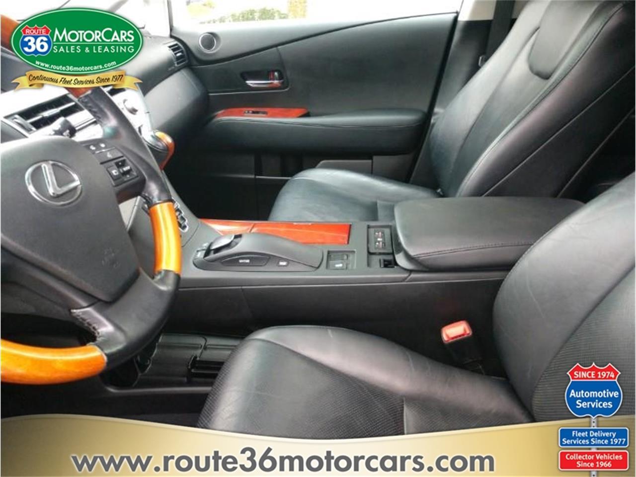 2011 Lexus RX350 (CC-1417628) for sale in Dublin, Ohio