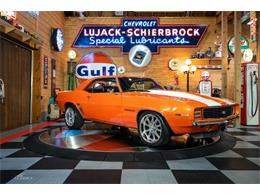 1969 Chevrolet Camaro (CC-1417633) for sale in Green Brook, New Jersey