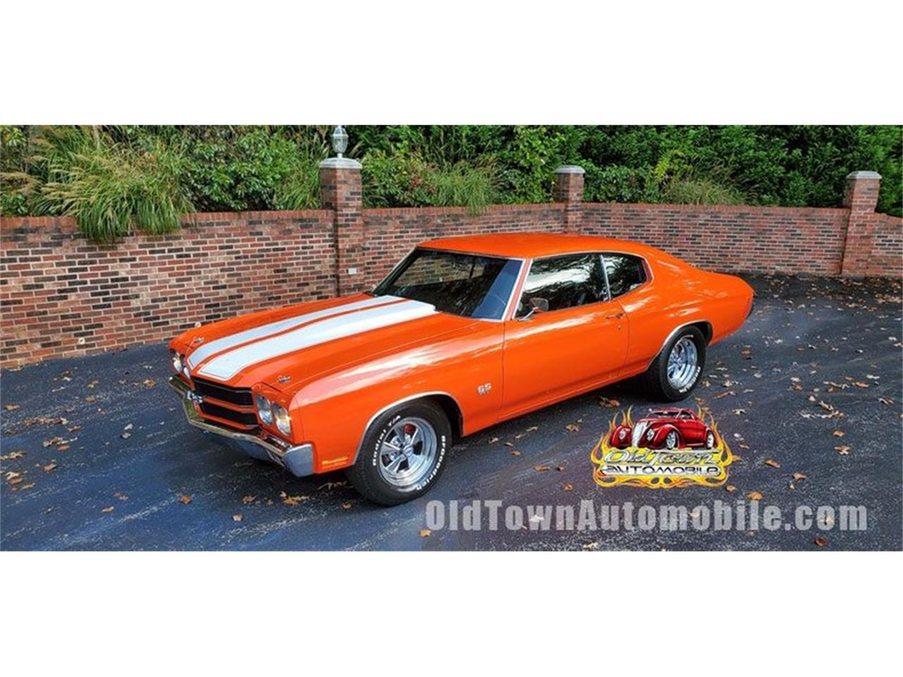 1970 Chevrolet Chevelle (CC-1417637) for sale in Huntingtown, Maryland