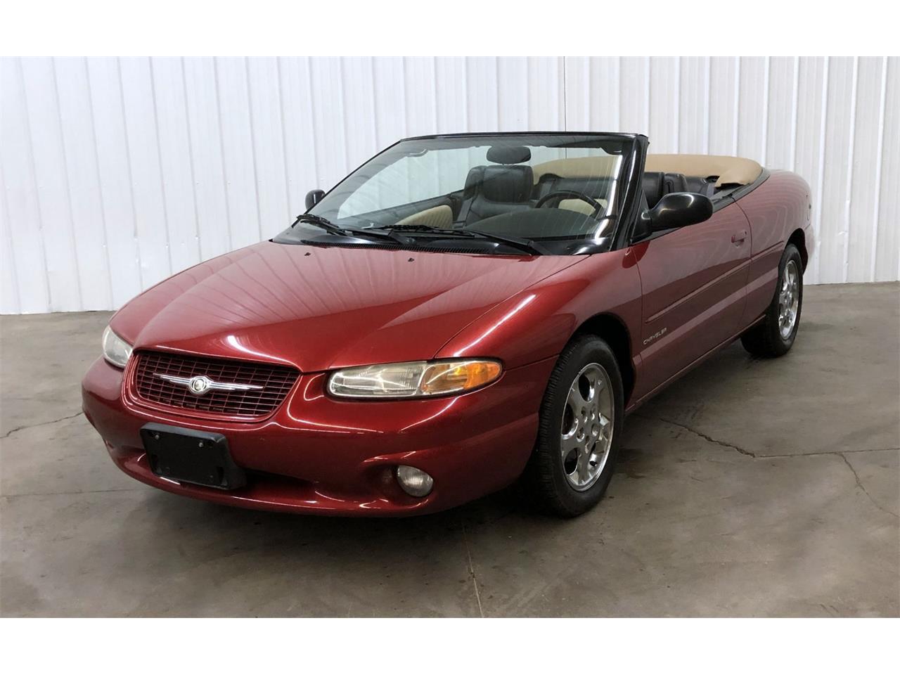 1999 Chrysler Sebring (CC-1417652) for sale in Maple Lake, Minnesota