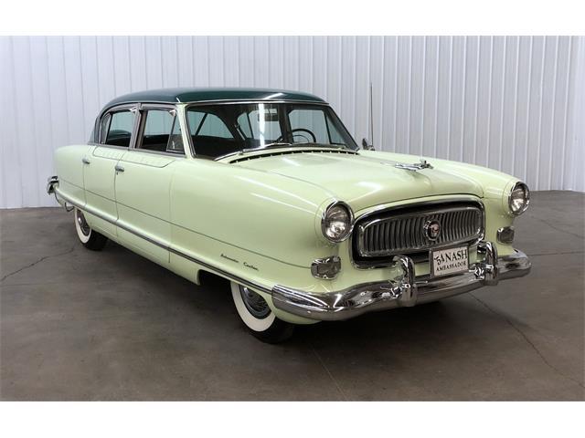 1954 Nash Ambassador (CC-1417653) for sale in Maple Lake, Minnesota