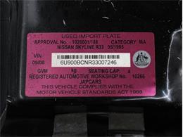 1995 Nissan Skyline (CC-1410766) for sale in Christiansburg, Virginia