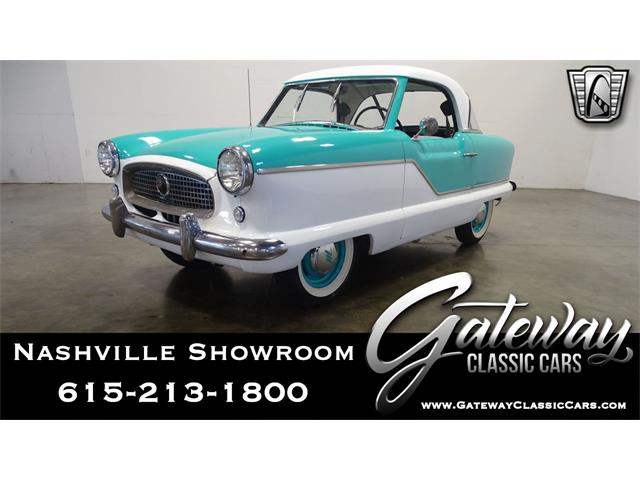 1957 Nash Metropolitan (CC-1417662) for sale in O'Fallon, Illinois