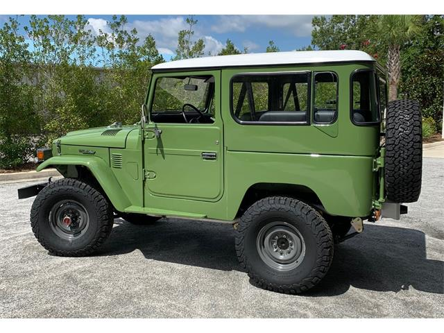 1981 Toyota Land Cruiser FJ (CC-1417665) for sale in Hilton Head Island, South Carolina
