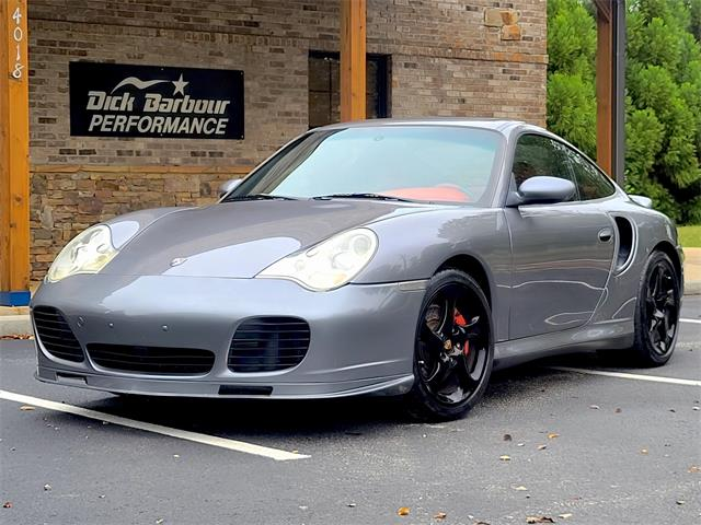 2001 Porsche 911 Carrera Turbo