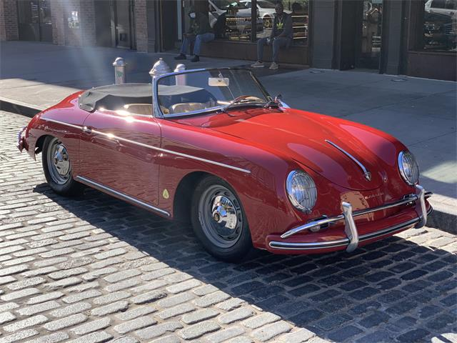 1959 Porsche 356A Super