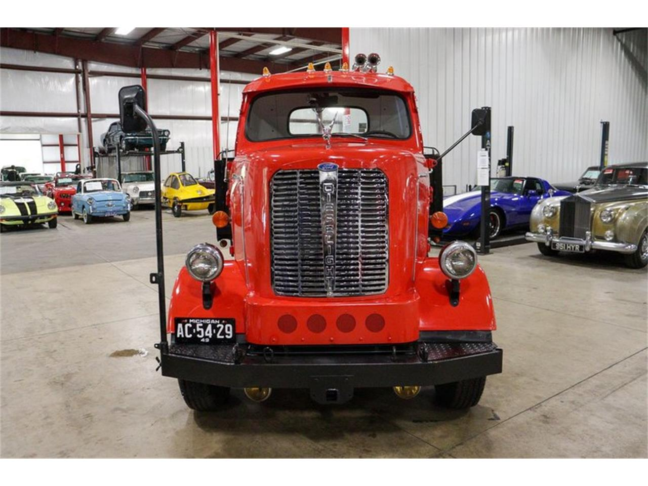 1949 Ford F6 (CC-1410769) for sale in Kentwood, Michigan