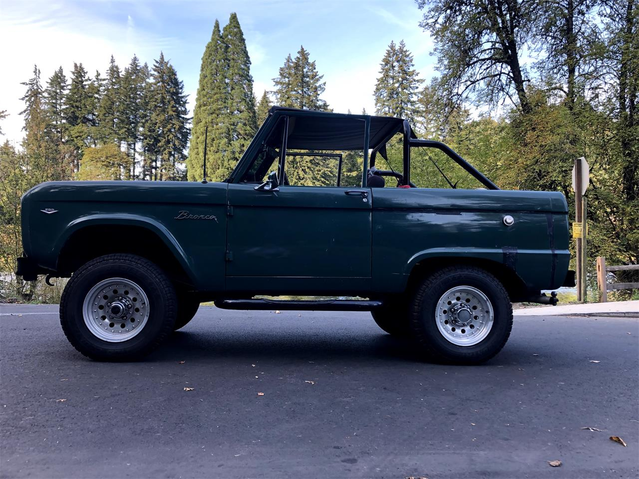 1967 Ford Bronco (CC-1417690) for sale in OREGON CITY, Oregon