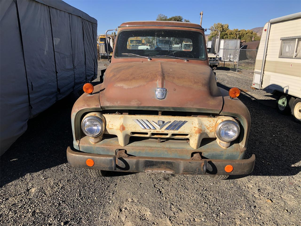 1954 Ford F600 (CC-1417692) for sale in Klamath Falls, Oregon