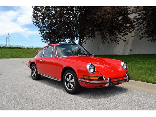 1969 Porsche 911E (CC-1417697) for sale in Omaha, Nebraska