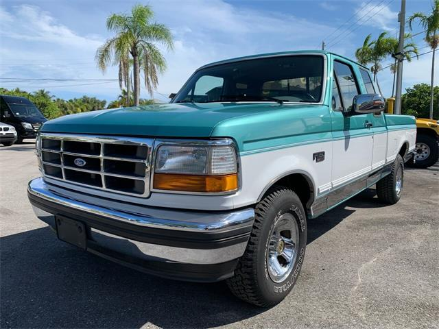 1995 Ford F150 (CC-1417698) for sale in Pompano Beach, Florida