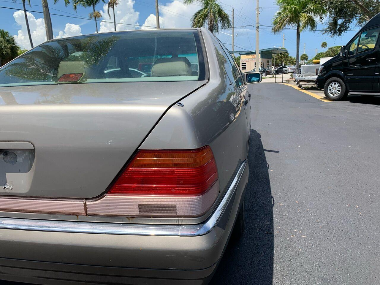 1995 Mercedes-Benz S-Class (CC-1417706) for sale in Pompano Beach, Florida